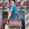 Promotional Hot Selling Mens Briefcase Bag Leather (92018)