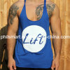 Fitness Workout Gym Singlet Stringer Vest Tank Top