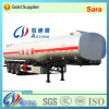 50cbm 3-Axle Fuel/Oil Tank Truck Semi Trailer (LAT9403GRY)