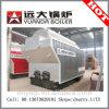 DZH4-1.25-T water tube wood fired steam boiler/furnace/generator