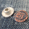 High Quality Fashion Beautiful Jeans Metal Rivet of Garment (HD1120-15)