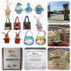 Chinese New Year Decoration, Bag, Doll