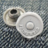 High Sales Fashion White Alloy Rivet of Garment (HD1122-15)