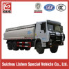 17000L 6X4 HOWO Chassis Carbon Steel Tank Truck