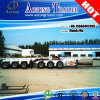 40FT Container Tandem Truck Trailer, Interlink Chassis Dolly Semi Trailer