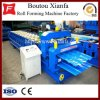 Africa Style Double Layer Step Roof Roll Forming Machine