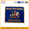 Wholesale Custom Logo Metal Enamel Souvenir Name Badge 19