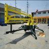 Hydraulic Lifting Table Spider Man Trailer Mounted Boom Lift Platform