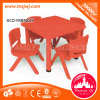 Portable School Kindergarten Furniture Furniture Kids Table and Chair Set