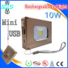Mini Portable Rechargeable LED Light with USB