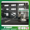 Competitive Price 5tph Complete Biomass Pellet Plant for Wood Pellets