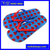 New Design PE Outsole Slippers with Love Heart Print