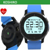 2016 New Product Waterproof Electronic Bracelet Heart Rate Watch