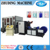 New Full Automaticnonwoven Box Bag Making Machine with Handle
