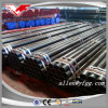 Oiled or Black Painted ERW Carbon Ms Steel Pipes Manufacturered in Tianjin China