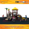 Kids Outdoor Playground Plastic Equipment for School and Amusement Park (2015SG-16301)