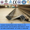 12m~15m Length Cold Forming Sectional Steel Sheet Pile