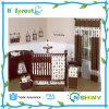 European Style Cotton Fabric Crib Bedding Set