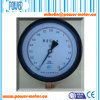 Y-150A Black Steel Precision High Accuracy Pressure Gauge with Bottom Type Brass Connection