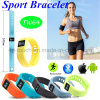 Hot-Sale Waterproof IP65 OLED Smart Bracelet with Bluetooth 4.0 (TW64)