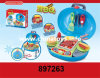 Cheap Kids Barbecue Toy Set with Music and Light (897263)
