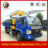 Foton Rhd Mobile Crane with Truck