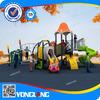 Yl-K151 Residential Plastic Outdoor Playground Equipment for Children