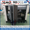 AC Power 37kw/50HP Source and Oil Lubrication Screw Style Air Compressor