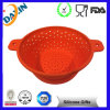 Multifunctional Silicone Collapsible Bowl with Handles