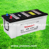 Rechargeable Starting Lead Acid Dry Battery 12V180ah for Truck N180