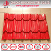 Prepainted PPGI Corrugated Roofing Metal Sheet