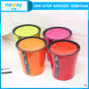 Four Coloures 2015 New Design Plastic Waste Bin