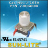 Turn Knob Multiplexor Switches (L-1, L-2, L-1-2, OFF) ; J-105A