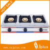 3 Burner Cast Iron Burner Enamel Grill Gas Stove Jp-Gc108I