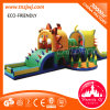 Amusement Inflatable Castle Bouncy Castle Slide