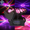 Spider 8*10W RGBW 4in1 LED Beam Moving Head Effect Light