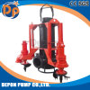 Centrifugal Submersible Slurry Pump for Sand Dredging with Agitator