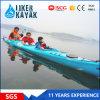 PE No Inflatable Racing Family Kayak for Sale