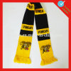 Custom Jacquard Acrylic Football Scarf