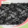 Cheap African Black Stretch Sexy Fancy Lace Fabric