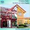 ISO Certificated High Quality Prefab House Double Storey
