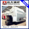 Automatic Feeding Wood Chip Coal Fired Boiler