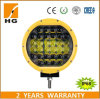 9′′ LED Round Light 96W 4D Work Lamp