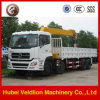 8X4 Truck with Crane 10-16 Tons