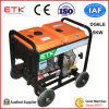 5kw Open Type Diesel Generator Set with One Year Warranty