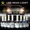 Super Bright Multi Connect Color Car Lamp R3 4800lm H7 LED Headlight Bulb