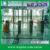 304 Stainless Steel Retractable Turnstile Flap Barrier