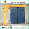Hercules 5 Ton Pillar Hoist Floor Mounted Electric Small Jib Crane