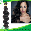7A Indian Nice Wavy Hair 100% Human Virgin Hair Weft