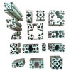Aluminum/Aluminium Alloy Extruded Profiles of 50X50 Modular Profile